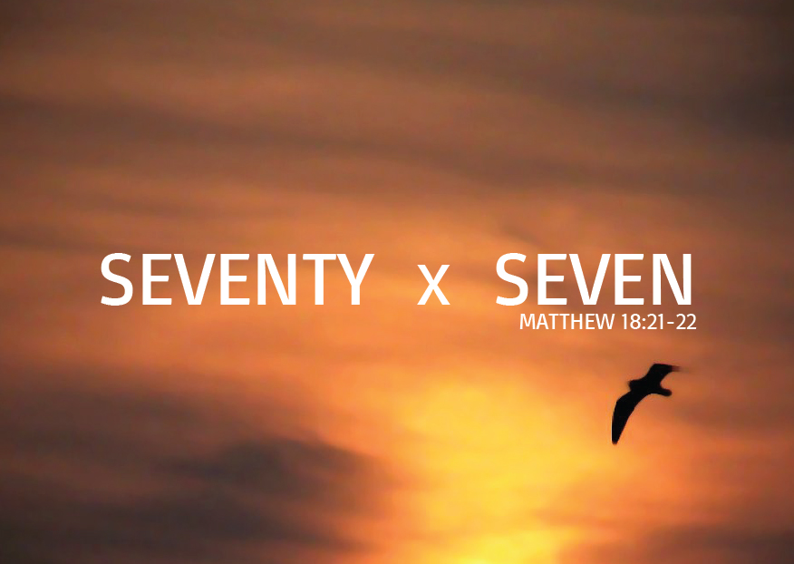 Seventy times seven.