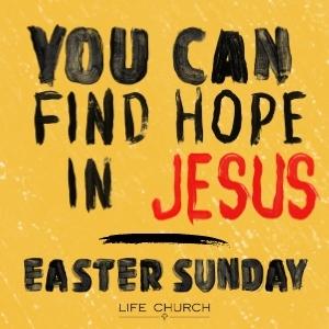 Easter Sunday Online – Sunday 04 April 2021