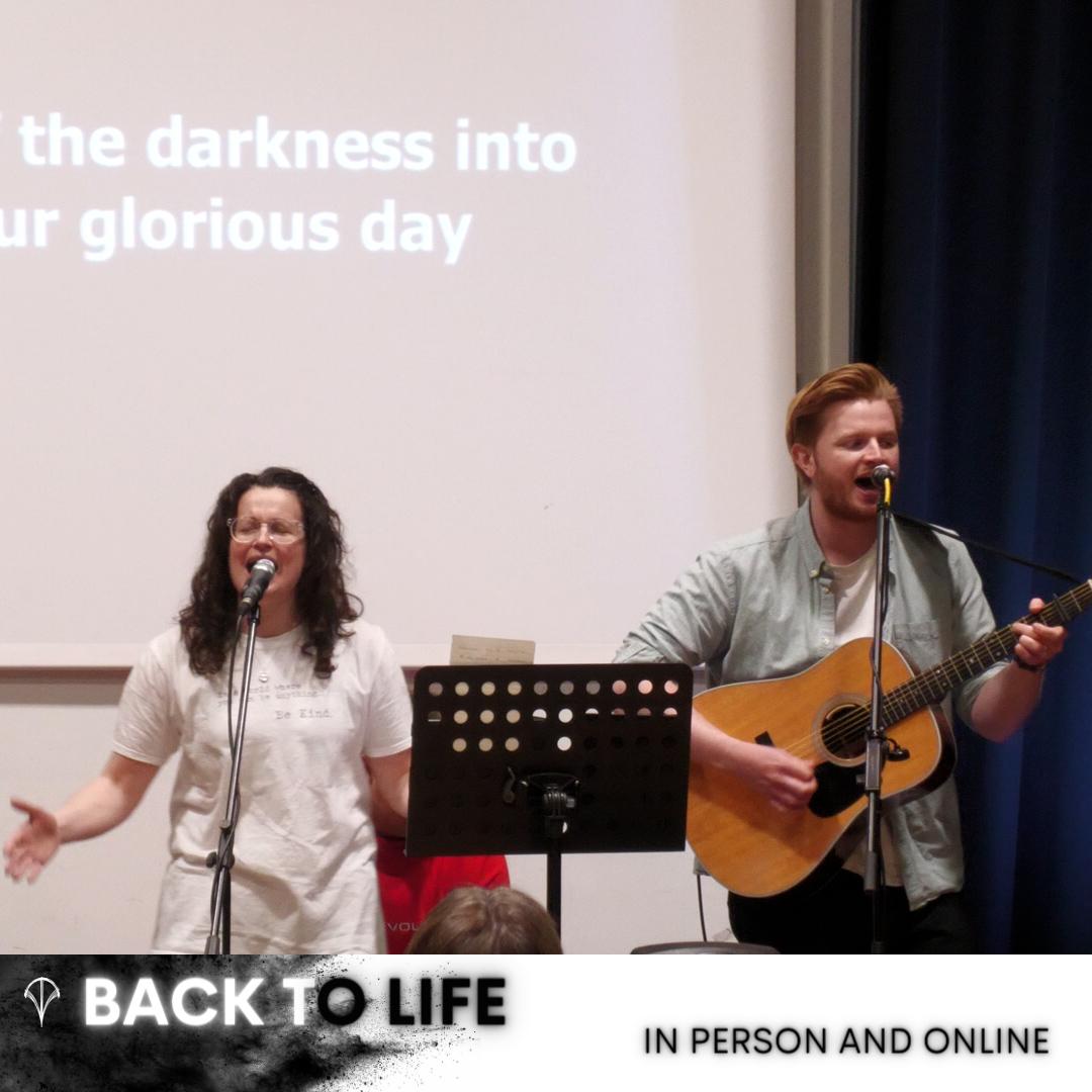 Life Church Online – Sunday 23 May 2021