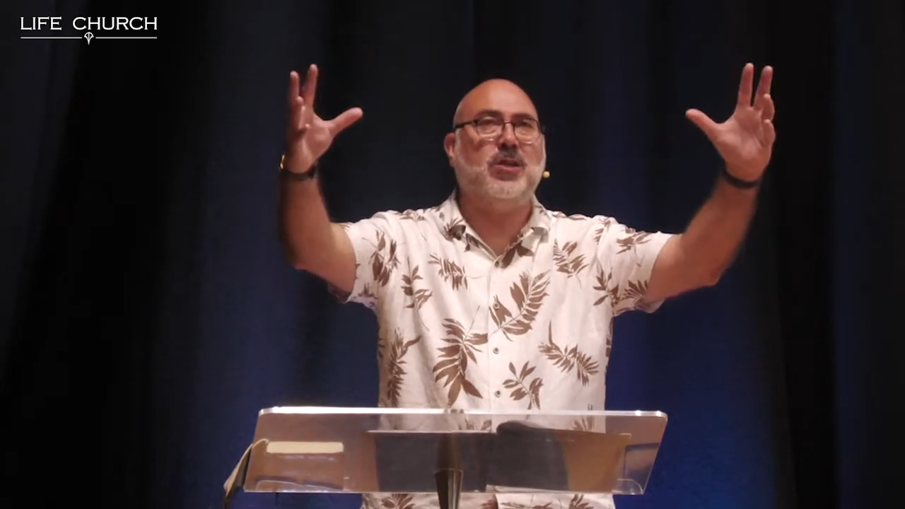 Life Church Online – Sunday 26 September 2021