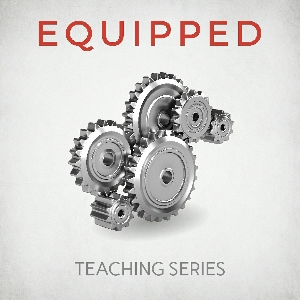 Equipped 2 | Equipped With A Precious Message