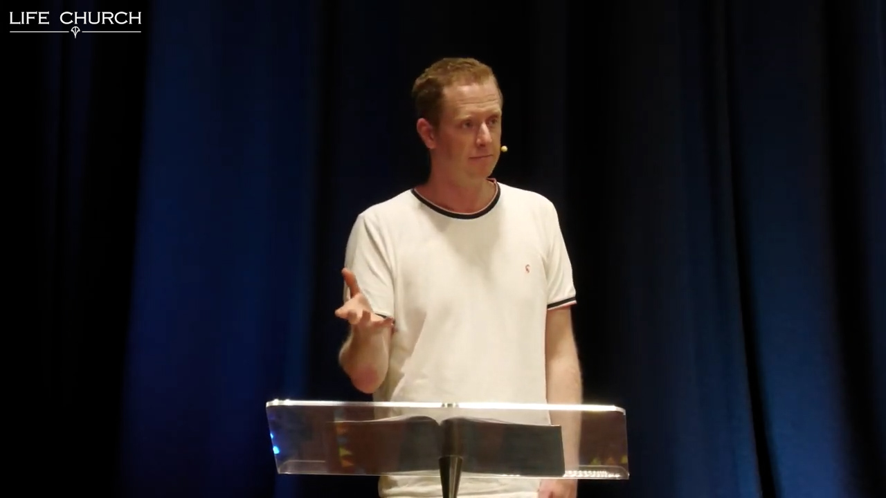 Life Church Online – Sunday 11 July 2021